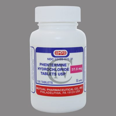 Buy Phentermine 37.5mg